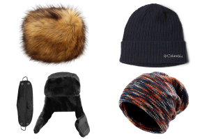 gorros impermeables mujer